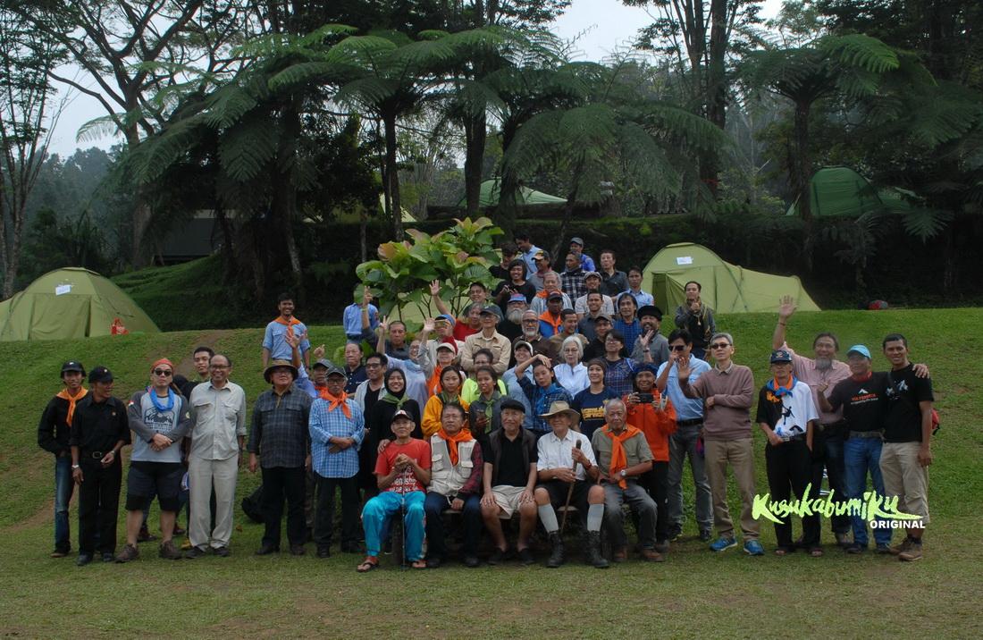 Pesan Pangrango Untuk Pencinta Alam Indonesia